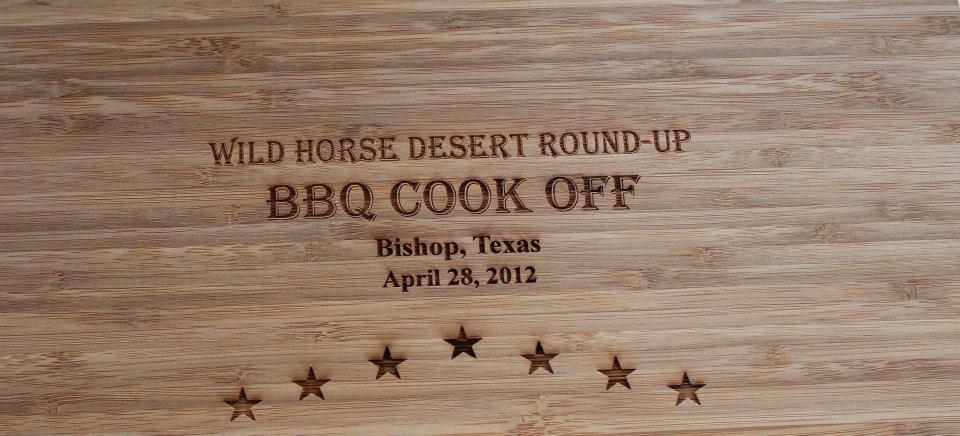 Wild Horse Desert Round-Up: 2013
